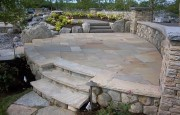 Krishna Stone Patio and Steps