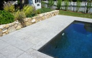 Persian Grey Pool and Deck