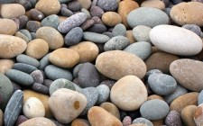 Mixed Beach Pebbles