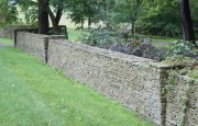 Pennsylvania Fieldstone Wall