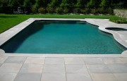 indiana limestone pool