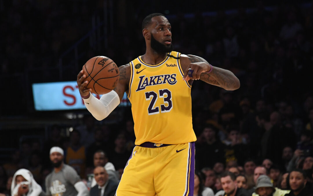 LA Lakers have brought old-school power back to the NBA