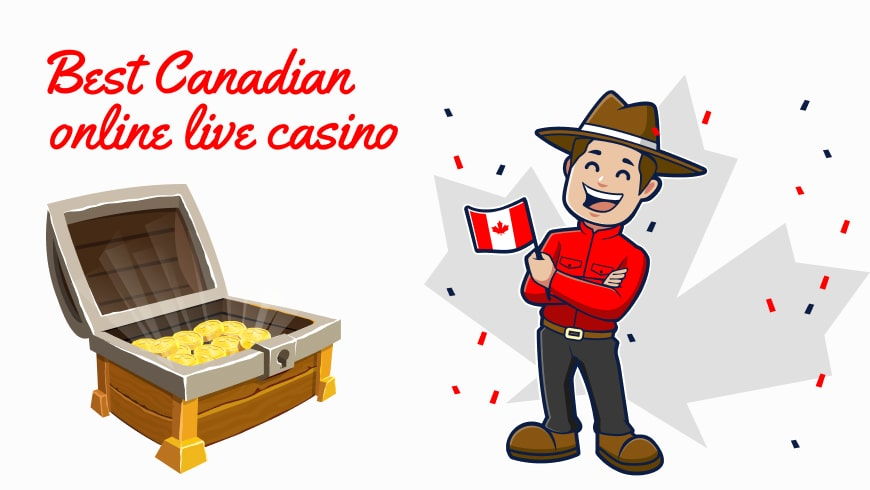 Best Canadian online live casino