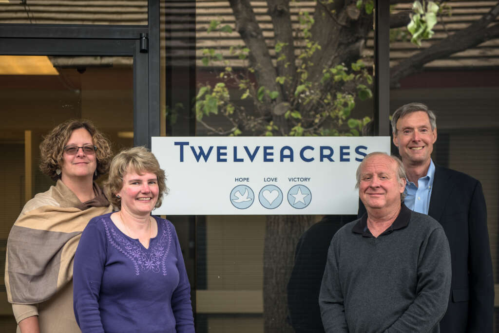 Twelveacres About Us - Our Mission