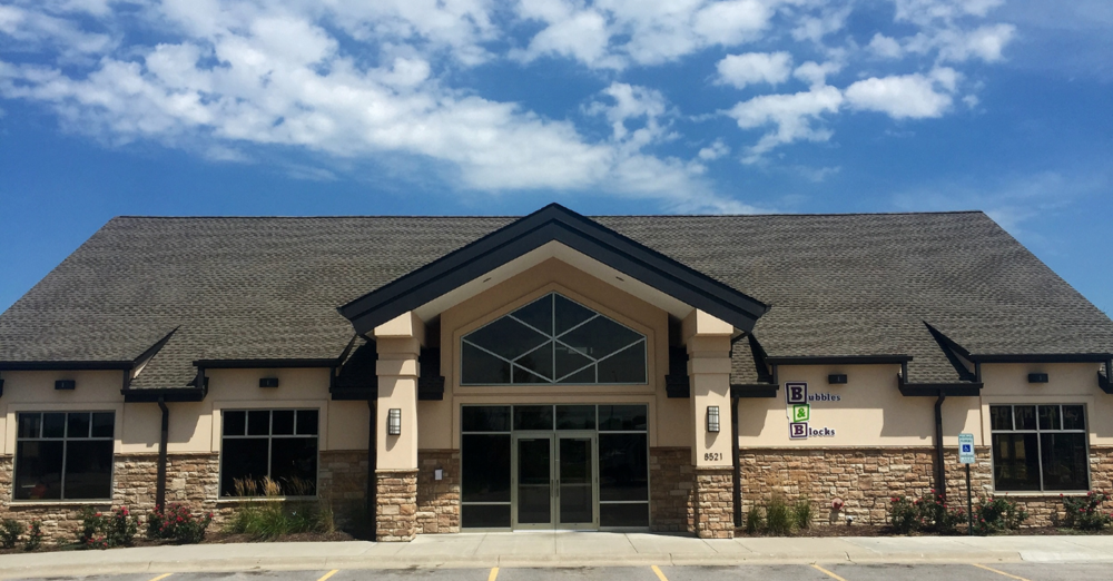 Lincoln's Bubble & Blocks Purchases its Building with the Small Business Loan