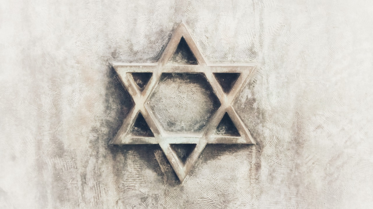 jewish star, star of david, shield of david