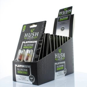Hush-Kratom-Platinum-Extract-LIquid-Gel-Capsules-Box 3