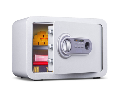 Medium Sized Digital and Fingerprint Drop Safe Depository For All Valuables