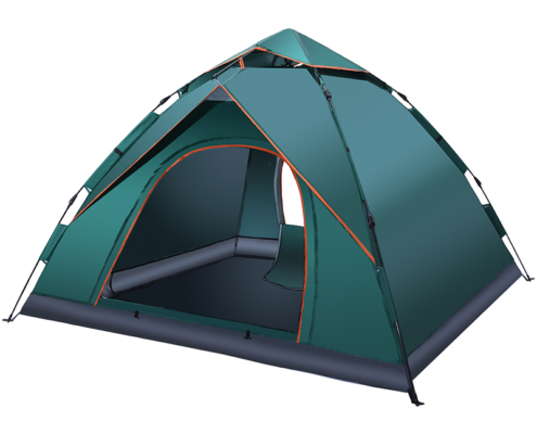 Durable Instant Popup Waterproof Tent for 3-4 People for Outdoor Activities