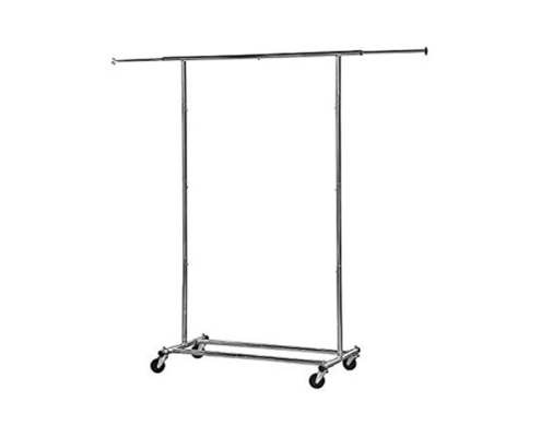 Portable Space Saving Household Clothes Drying Rack & Garment Rack