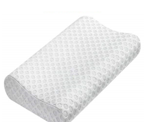 Spine-Support Memory Foam Pillow