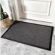Customizable Non-Slip Rubber & PP Doormat