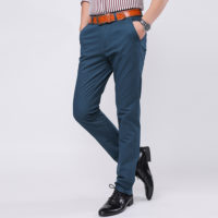 New Style High Quality Custom Men Cotton Chino Pants-Buy Men Clothing at Best Price in Kenya