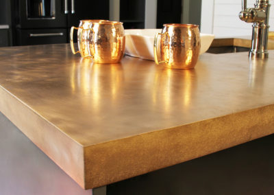 Bronze Countertops
