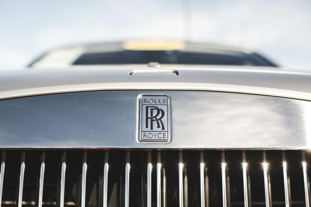 Rolls Royce Valet Parked