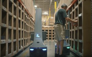 Robots for the Warehouse