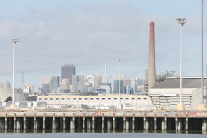 Photo by Mike Koozmin - sf.Pier80