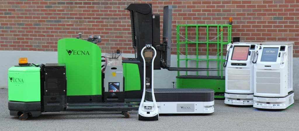 Warehouse Robotics Coming of Age