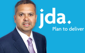 Girish Rish, JDA's New CEO
