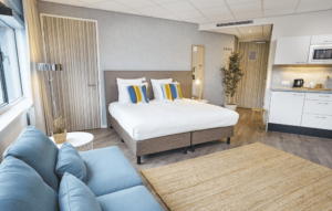 Types of accommodation - Lobby PMS
