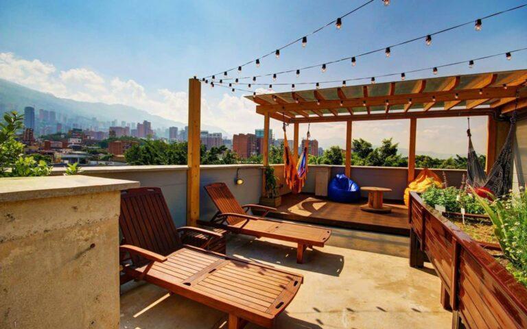Los Patios Hostel Medellin