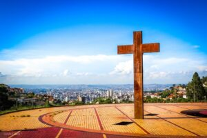 El Mirador de Praça do Papa en Brasil