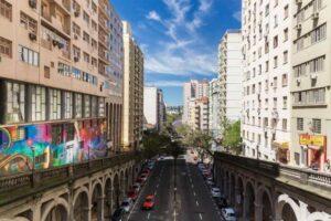 Porto Alegre en Brasil