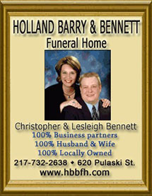 Holland, Barry and Bennett Funeral Home