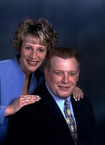 Christopher and Lesleigh Bennett
