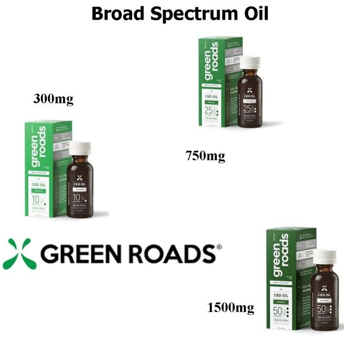 photo of Green Roads CBD Broad Spectrum Oil