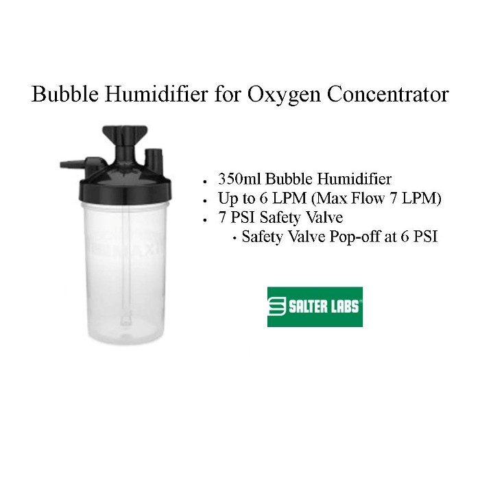 photo of Salter Labs Bubble Humidifier