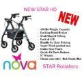 photo of NEW Nova Star HD Rollator