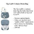 photo of Fig Leaf Urinary Drain Bag