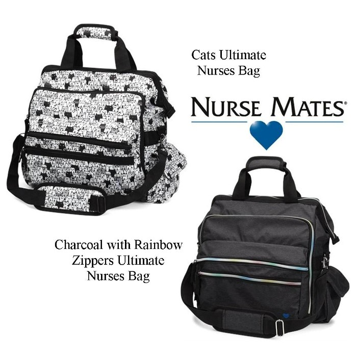 photo of Nurse Mates Ultimate Nursing Bag from Mountain View Medical Supply