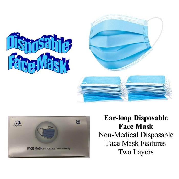 photo of Disposable Ear loop face mask
