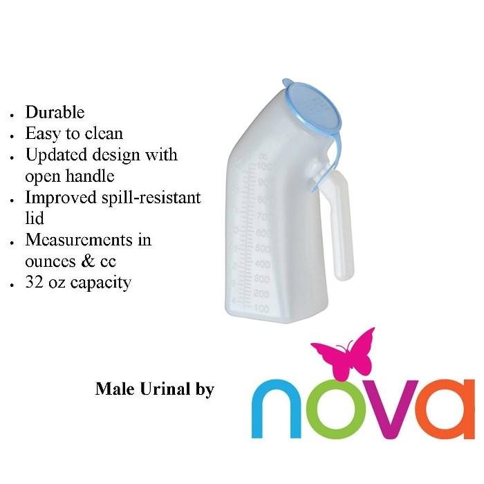 photo of Nova Male Urinal 8105M-R
