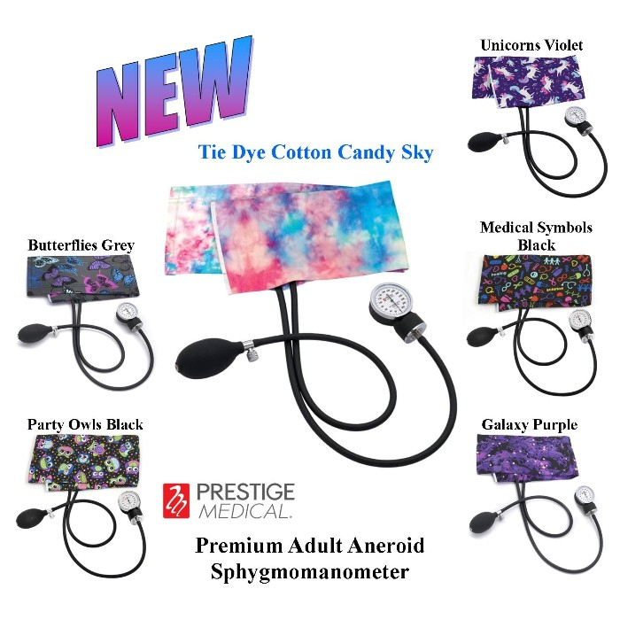 photo of Prestige Medical Premium Adult Aneroid Sphygmomanometer from Mountain View Medical Supply