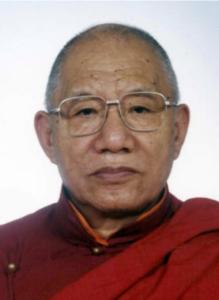Dharma King Dodrupchen