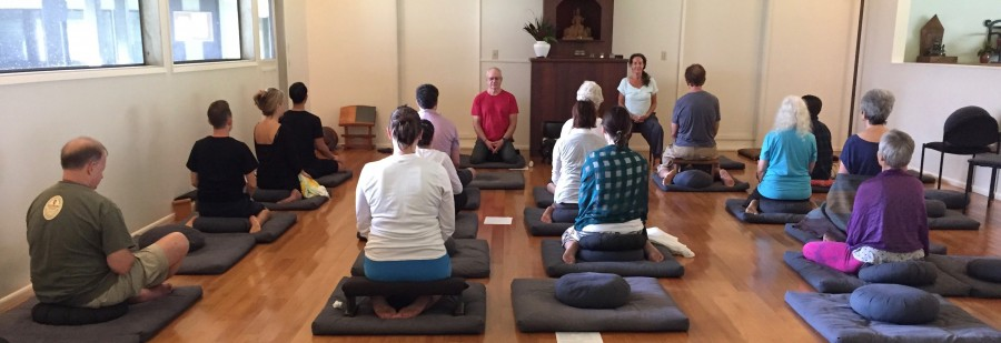 Dhamma: Pure, Deep, and Simple @ Palolo Zen Center