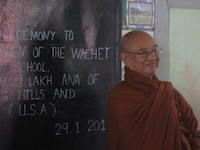 U Lakkhana_school opening copy