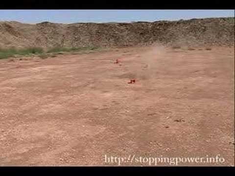 Glock 23 vs Pistol Training Cube