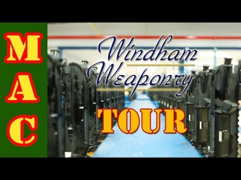 Windham Weaponry Factory Tour