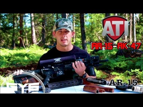 ATI Parts Kits for AR-15 & AK-47