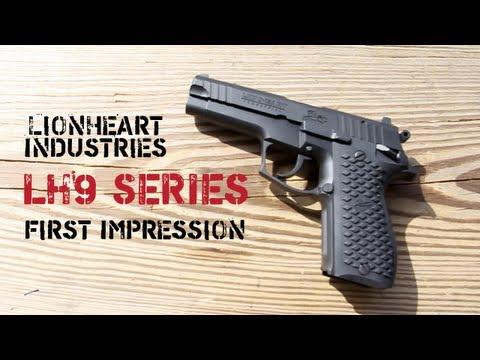 Lionheart LH9 First Impressions