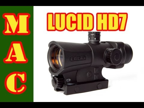 LUCID HD7 Red Dot Sight Review