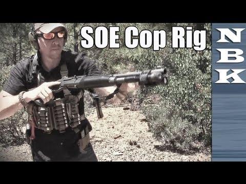 SOE COP Rig - Benelli M4