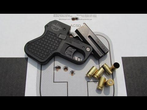 DoubleTap 45 Auto Tactical Pocket Pistol Review - Part 2