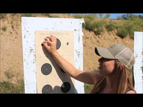 Erika - Pistol Warm Up Drills