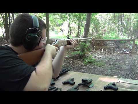 First Gun Purchase - Rossi R92 Rifle
