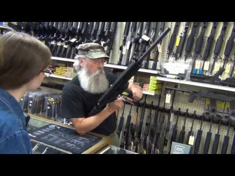 Four Great Rifles at Moss Pawn
